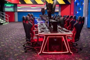 video game arena